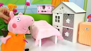 Свинка Пеппа - Видео про Пеппу - Вечеринка с костюмами Хэллоуин