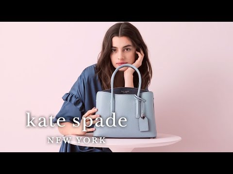 the irresistible margaux satchel returns | kate spade new york