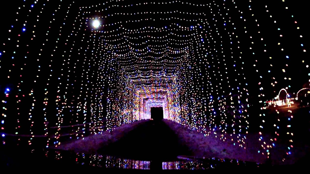 driving inside the christmas lights of the country springs hotel youtube - Country Springs Christmas Lights