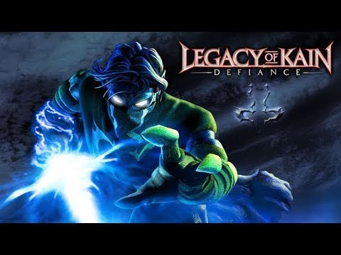 Legacy Of Kain: Defiance | Movies/Cutscenes [Salvaged From Game Files] |
