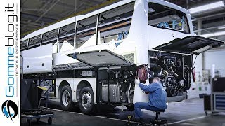 Download Mercedes Setra LUXURY BUS - Production Assembly