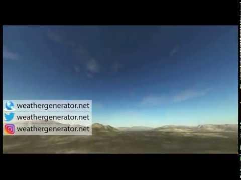 Work process of Weather Generator