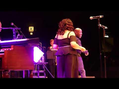 Mary Wilson Performing Satisfaction/Brown Sugar at Westbury Music Fair