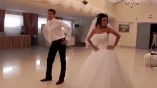 Классный свадебный танец
