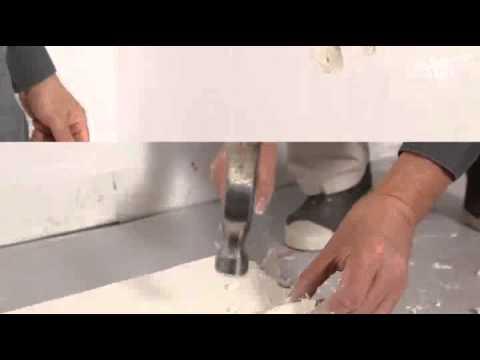 Mr Bricolage Combler Des Trous - Youtube