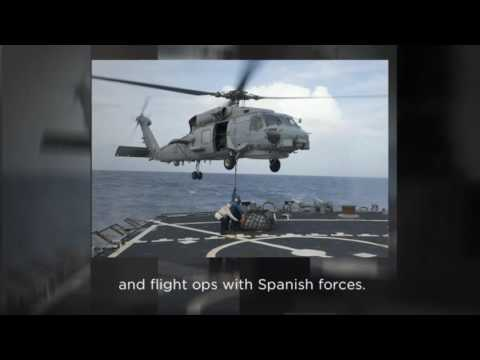 U.S. Naval Forces Europe-Africa Week in Review: May 13, 2016