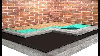 як зробити гідроізоляцію дерев'яної підлоги у ванній
