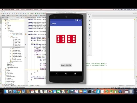 Learn To Create A Roll Dice Game With Android Studio