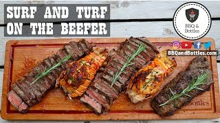 Surf and Turf on the Beefer