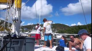 Vacation 2015 Norwegian Breakaway 12 day eastern caribbean st. thomas, st. john, champagne catamaran