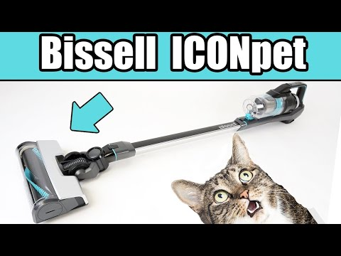 The Best Bissell Cordless Yet - Bissell ICONpet Cordless Vacuum Review -