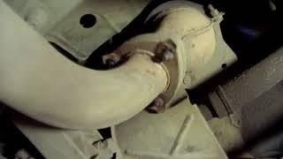 Ремонт и замена глушителя на ВАЗ 2114, 2115 своими руками: как снять и поменять без ямы, почему гремит и стучит + фото, видео