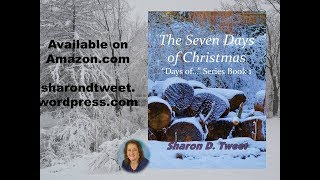 The Seven Days of Christmas book trailer