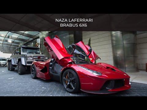 EPIC Supercars Fleet ft. LaFerrari | NAZA World | Singapore