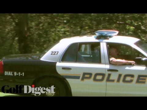 Fake Weed + Fake Cops = 1 Seriously Scared Golfer | Golf Digest's Shanked!