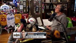 NBC Analyst Pierre McGuire talks gambling in hockey, Nashville Predators, Syndey Crosby and more