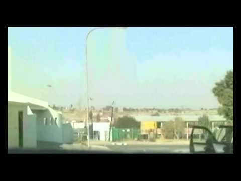 A Tour of Soweto SOUTH AFRICA  PART 1 2011a