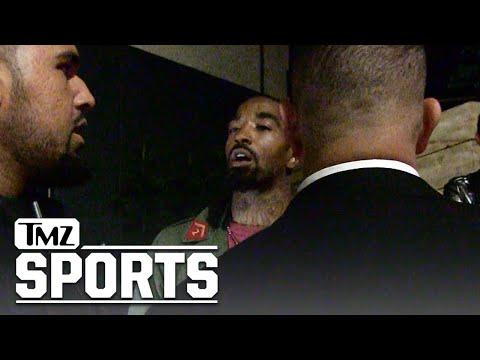 J. R. Smith on LeBron's Future: 'He'll Be Wherever the F**k He Wants' | TMZ Sports