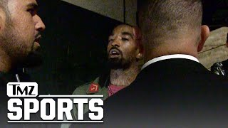 j r smith on lebron s future he ll be wherever the f k he wants   tmz sports