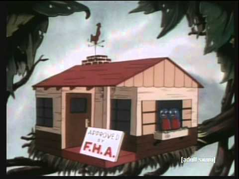 Farm Frolics Excerpt from The Bob Clampett