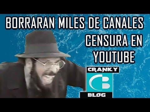 Censura Nueva En Youtube