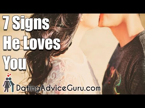 Thumbnail: 7 Signs He Loves You