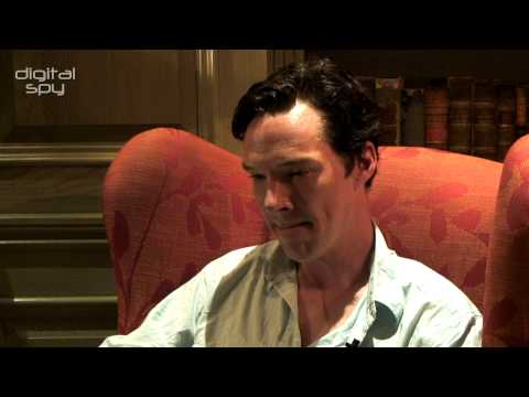 Benedict Cumberbatch hints at Who?