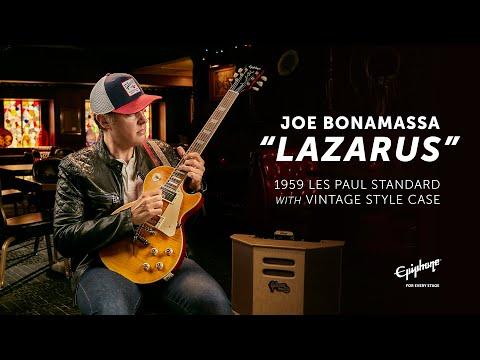 "Joe Bonamassa ""Lazarus"" 1959 Les Paul Standard"