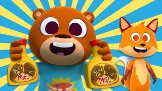 El Oso Goloso Las Canciones del Zoo 4 El Reino Infantil.mp3