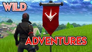 The Wild Adventures of Mark and Nibori | Fortnite Battle Royale