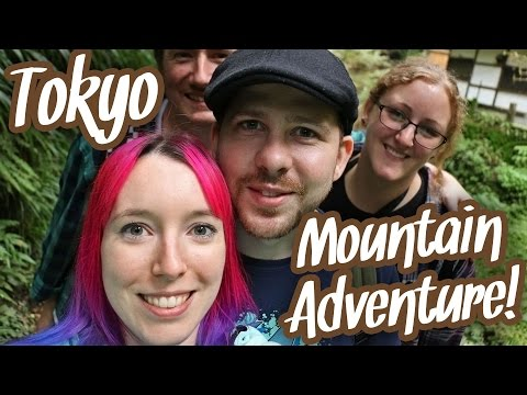 A Mountain 1hr from Tokyo?! MOUNT TAKAO - Japan vlog