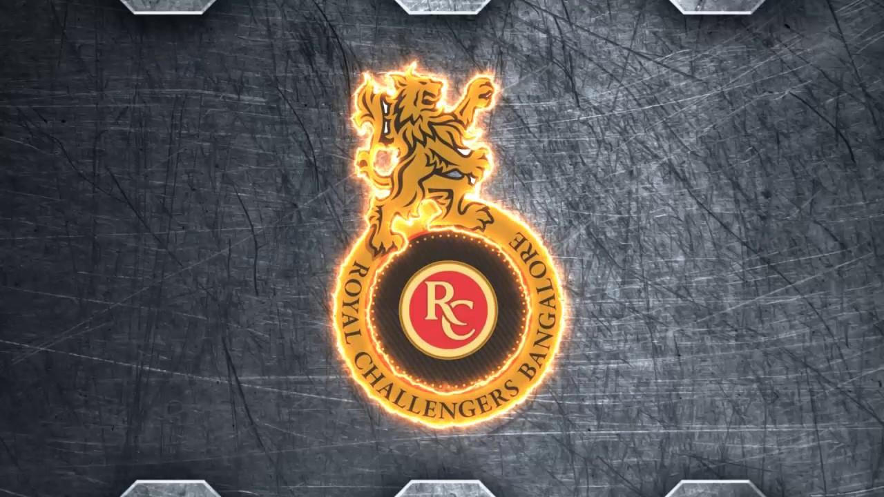 rcb logo animation royal