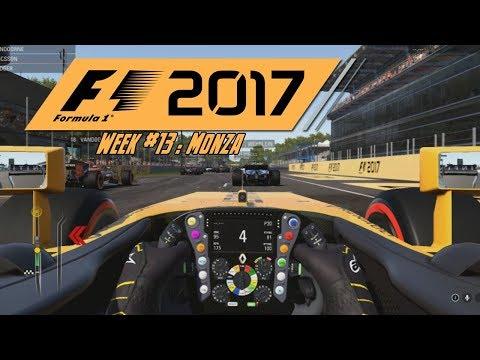 F1 2017 Career | Week #13 Monza