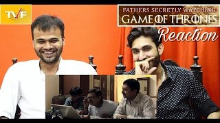 fathers secretly watching game of thrones reaction   tvf   the viral fever   that hyderabadi