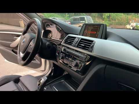 BMW 330i model 2017