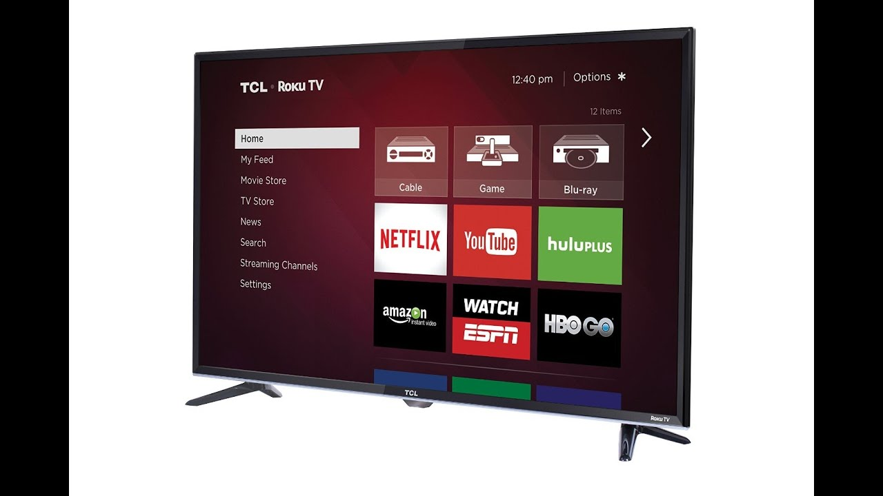 how to add apps to tcl smart tv
