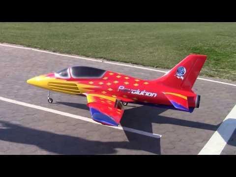 the amazing Revolution Jet