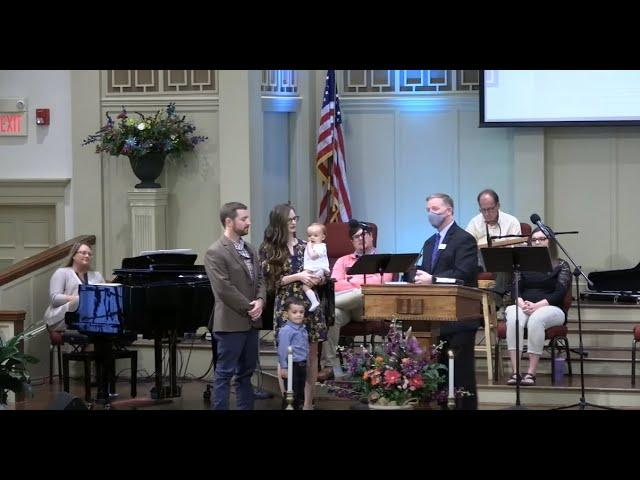 September 20, 2020 Service [Trimmed] at First Baptist Thomson, Streaming License 201531172