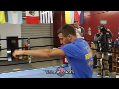 ᴴᴰ Vasyl Lomachenko ShadowBoxing Drills | 23mins Orthadox stance