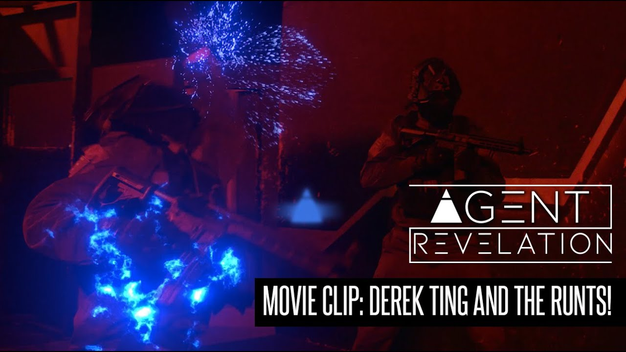 AGENT REVELATION MOVIE CLIP CONTINUOUS ACTION SEQUENCE DEREK TING ACTION FACTORY