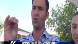 AYTV AYDIN Ortaca'da velilere servis ve yemek sürprizi