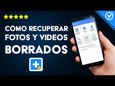 Cómo Recuperar Fotos y Vídeos Borrados por Error en un Móvil Android o iPhone