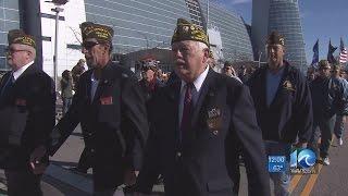 Veterans Day 2015 Parade