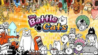 ★ Weirdly Cute Cats rampage across the world! ★ - Fun Game The Battle Cats.