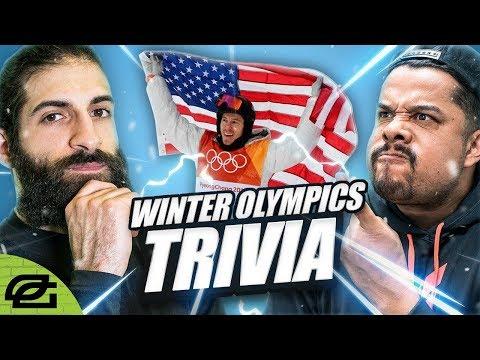 WINTER OLYMPICS TRIVIA - (OpTic Trivia)