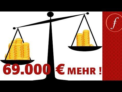 69.000 € mehr - HOL SIE DIR !!!