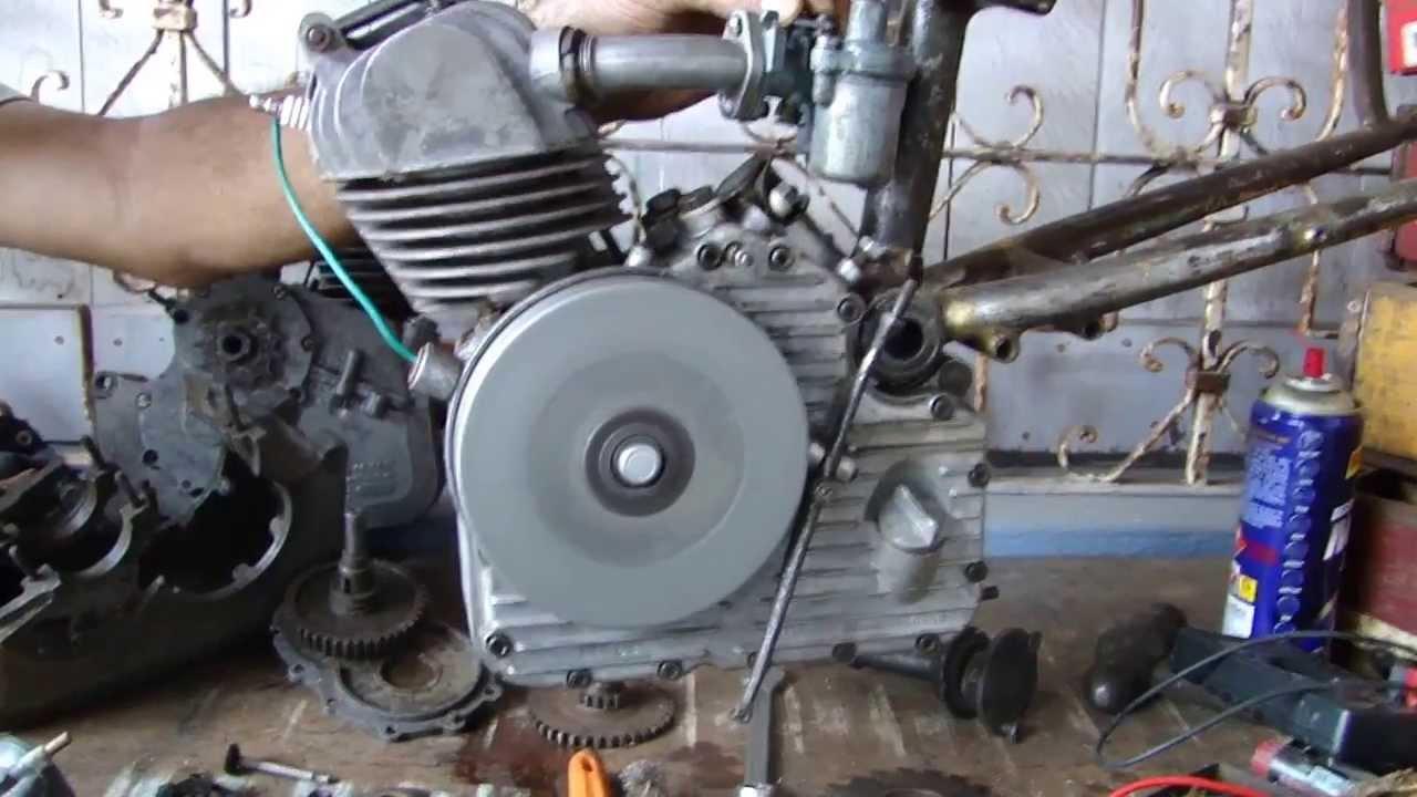 Antigo Motor De Bicicleta Italiano Ducati Cucciolo Em