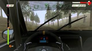 WRC 4 FIA World Rally Championship Gameplay Subaru Impreza PC/HD 7750 (Comentariu In Romana)