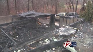 Fire Marshal: Extension Cord Sparked South Kingstown Fire