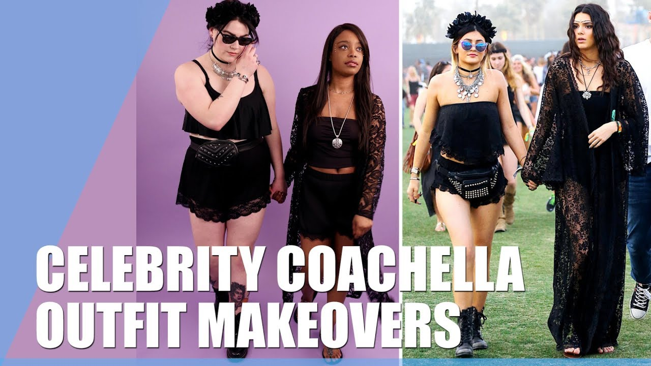We duped celeb Coachella outfits from Kylie Jenner and more